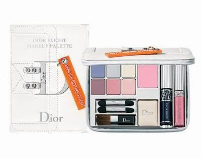 Палитра для лица, глаз и губ Dior Flight Makeup Palette