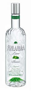 Vodka Finlandia Lime